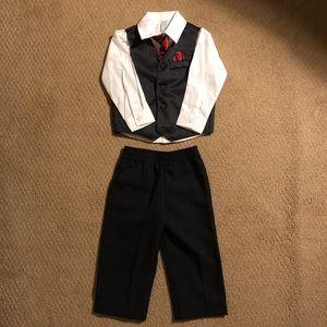 Toddler boy size 2T Suit